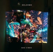 Image of Shlohmo's Bad Vibes 2xLP