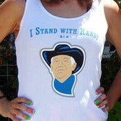 "Image of ""I Stand with Randy"" Tank"