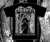 Image of Terra Morta-Forest of Suicides T-Shirt