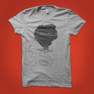Image of Caravels - Floor Board T-Shirt