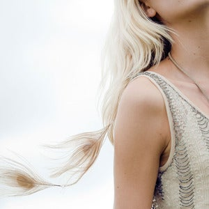 Image of Bella. Feather Hair Extension