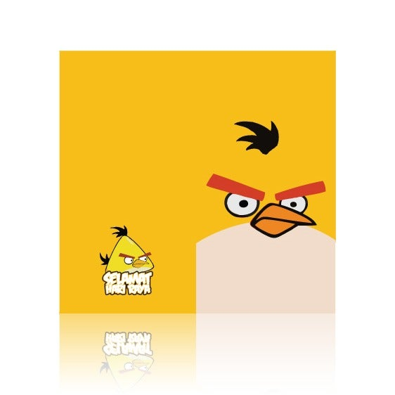 Image of Angry Bird II