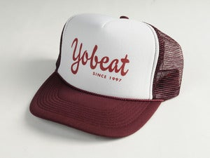 Image of Script Trucker Hat (Available in two colors)