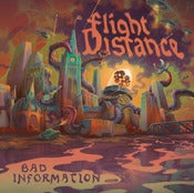 Image of Flight Distance - Bad Information (CD format)