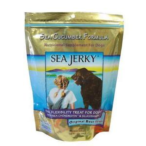 Image of Sea Jerky - Beef  in the category  on Uncommon Paws.