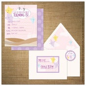 Image of Invitations | Kids<BR>{High Kite}