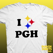 Image of I Heart PGH
