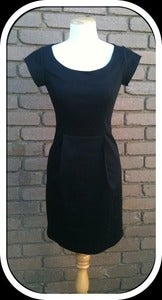 Image of 'New York Groove' dress - Black 