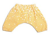 Image of Alphabet Harrem Pants - Clementine
