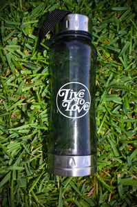 Image of Circle Logo Water Canteen