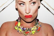 Image of Knotted Wonder statement necklace
