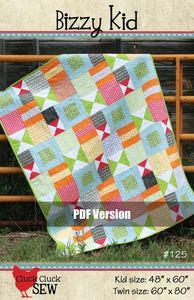 Image of Bizzy Kid Pattern #125, PDF Pattern