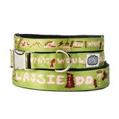 Image of What Would Lassie Do? Collar