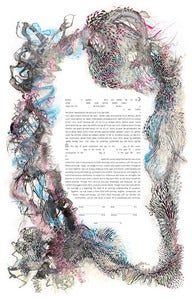 Image of Love Nest Ketubah