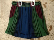 Image of Angelique Shorts - Burgundy, Green, Blue, Black