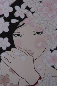 Image of YUMIKO KAYUKAWA - Country of Cherry Blossom (Paper)