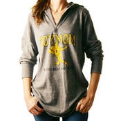Image of S106-H Football Hoodie Yellow