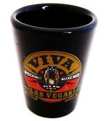 Image of VLV Logo Shotglass