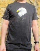 "Image of Men's Fourth Of July ""Eagle"" T-Shirt"