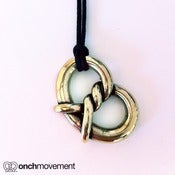 Image of Onch Movement Gold Man Pretzel