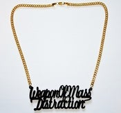 Image of WMD Necklace