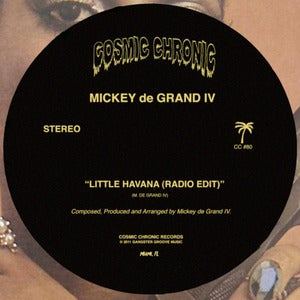 Image of Mickey de Grand IV - Little Havana (Radio Edit)