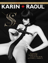 Image of KARIN + RAOUL Issue #4: Secret Service eBook