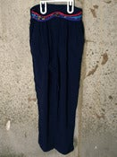 Image of High Waist Nylon Pants