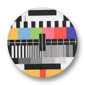 Image of TV Screen Test Brooch