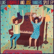 Image of Luke Leighfield & Jose Vanders | Split EP (with poster)
