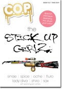 Image of C.O.P. Issue 4.5 STICK UP GIRLZ - Digital Version