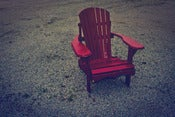 Image of Red Chair