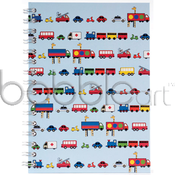 Image of CLEARANCE 50% OFF-Mini Notebook/Traffic-WAS $5.95 NOW ONLY