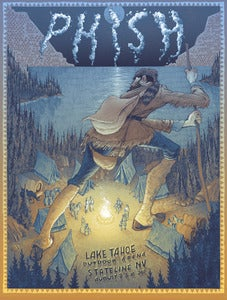 Image of Phish - Lake Tahoe
