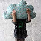 Image of CLOUD SHAPED CUSHION