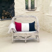 Image of Tricolore Bolster Cushion