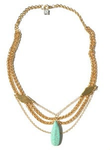 Image of Limited Edition Turquoise Necklace
