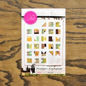 Image of Tula Pink : Modern Alphabet : Quilt Pattern