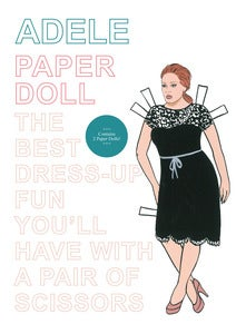 Image of ADELE PAPER DOLL BOOK