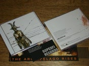 Image of Art of Burning Water - The Voyage Of The Pessimistic Philosoph CD
