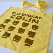 Image of Cardboard Colin Tote-bag