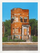 Image of &quot;415 N. Kedzie&quot; art print