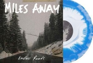"Image of MILES AWAY ""Endless Roads"" 12""  Lp"