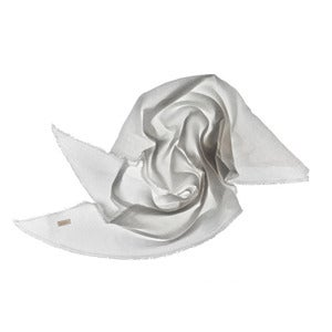 Image of Atlas Vintage Linen Triangle Scarf by Matteo