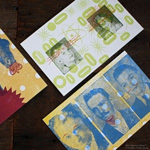 Image of Funny Faces card set [8,9,10.FTC.11]