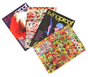 Image of Living Proof Magazine 4-Pack