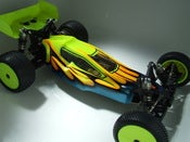 Image of Losi 22 TLR 'Rocco' body