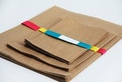 Image of Kraft Paper Bag Assortment