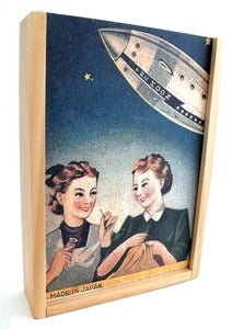 Image of KEEPSAKE BOX: Sew To The Moon