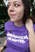 Image of Rep Your Hood Women's Washington Heights